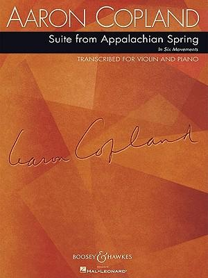 Suite from Appalachian Spring : For Violin and Piano