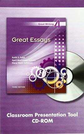 great writing 4 great essays 3rd edition pdf