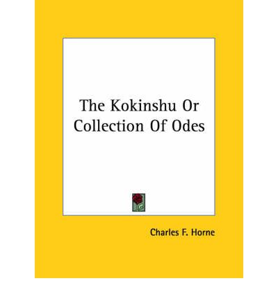 ebook the kokinshu or collection of odes pdf by the kokinshu or collection of odes