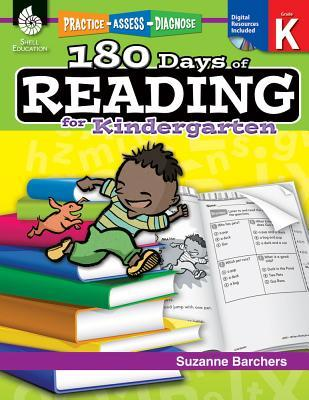 Dave Perry 180 Days Of Reading For Kindergarten Level K