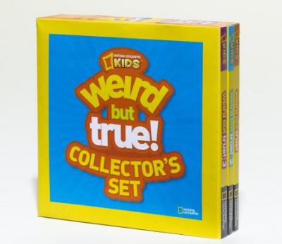 Weird But True Collector's Set