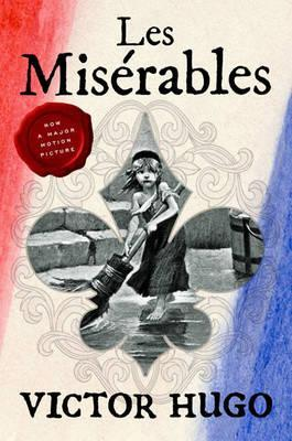 A novel cover for Les Miserables