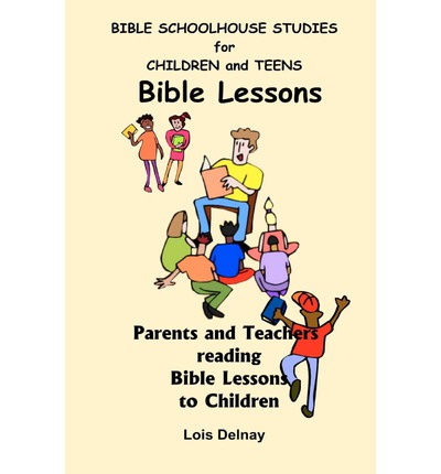 Bible Schoolhouse Studies for Children and Teens : Parents and Teachers Reading Story Time to Children