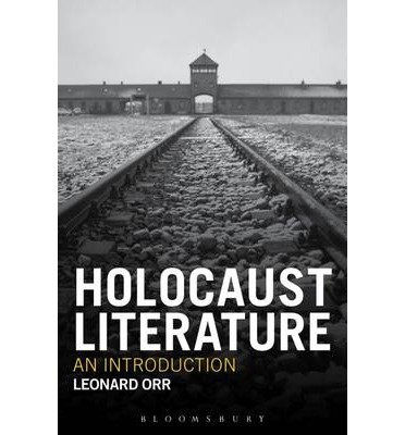 Holocaust Literature: An Introduction
