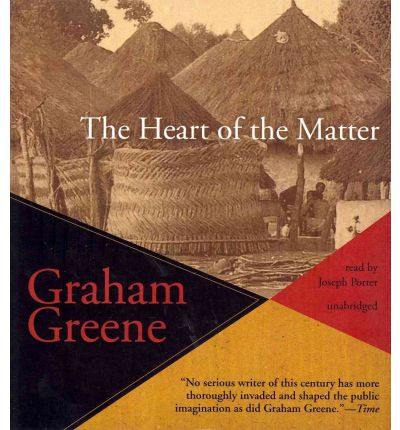 an analysis of the heart of the matter a novel by graham greene All-time 100 novels critics lev grossman and richard lacayo pick the 100  best english-language novels published since 1923—the.
