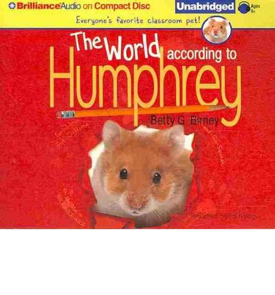The World According to Humphrey : Betty G Birney : 9781441858443
