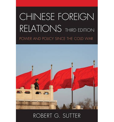 influence of the chinese in international relations Since china began enhancing its economic relationship with key african oil  exporters from the early 1990s, the effect this has had on the international  relations.