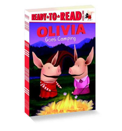 Olivia Ready-To-Read Value Pack : Olivia Goes Camping; Olivia Plants a Garden; Olivia and the Snow Day; Olivia Takes a Trip; Olivia and Her Ducklings; Olivia Trains Her Cat