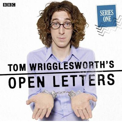 Tom Wrigglesworth's Open Letters Series 1
