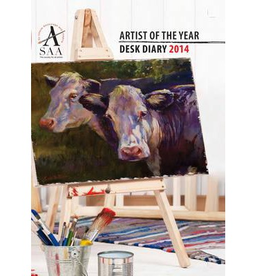 Artist of The Year Desk Diary 2014  Hardcover   Aug 31, 2013  The Society of ...