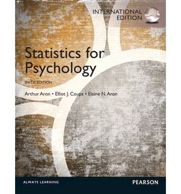 Statistics for Psychology, Plus MyStatLab with Pearson Etext