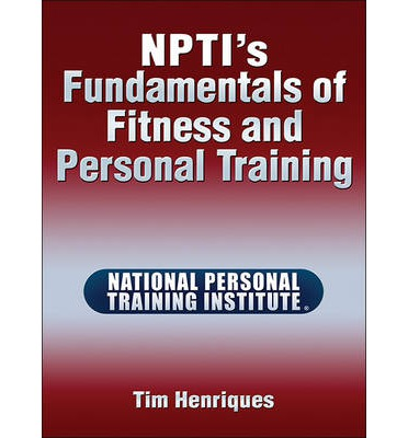 NPTI's Fundamentals of Personal Training