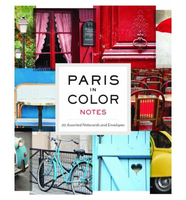 Paris in Color Notes