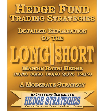 Hedge fund trading strategies book