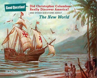 did christopher columbus in fact discover america