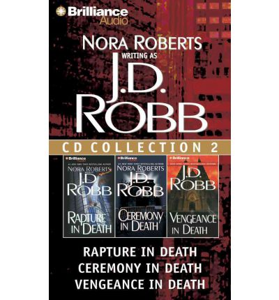 J.D. Robb CD Collection 2