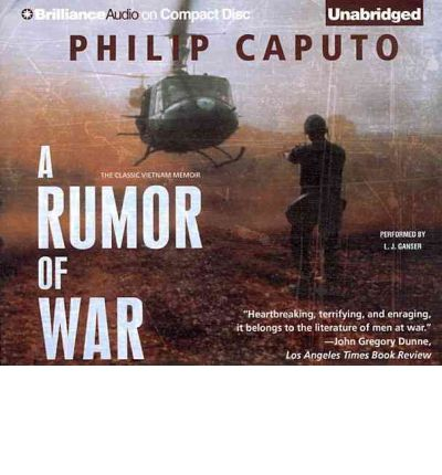 a summary of symbolism presented in philip caputos book a rumor of war Philip caputo foreword by kevin powers picador los angeles times book review a rumor of war is the troubled conscience of america speaking passionately.
