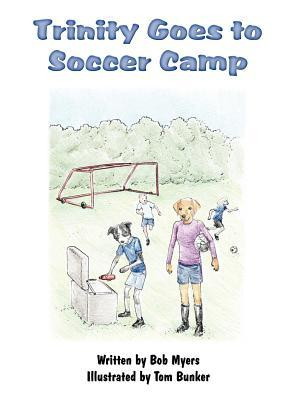 Trinity Goes to Soccer Camp