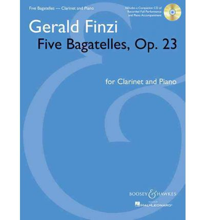 finzi five bagatelles for clarinet and piano free pdf