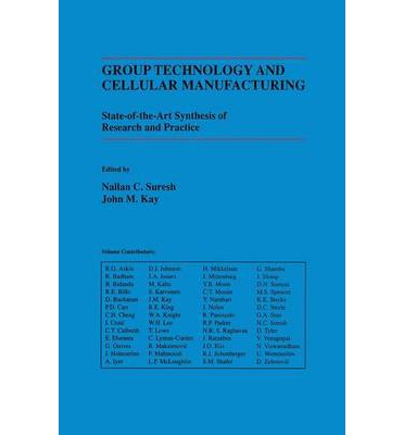 research paper on cellular manufacturing 1 scientific and technological research article submitted on:  a method to  design and balance a cellular manufacturing system of a typical.
