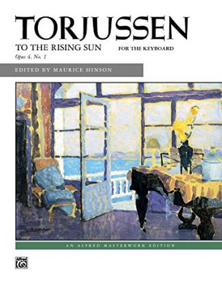 U Arrive In The Rising Sun To the Rising Sun : Maurice Hinson : 9781470619312