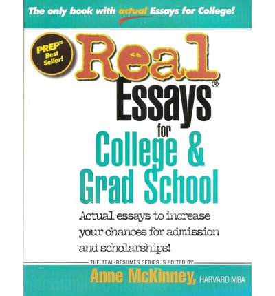 essays for grad school This section of quintessential careers is designed for college grads who are applying to graduate school and seek advice on how to write the grad school application.