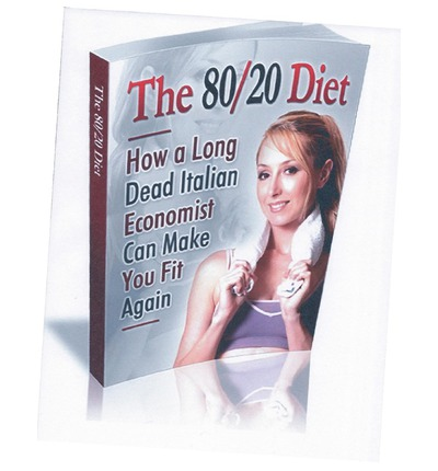 The 80/20 Diet. : How to Lose 20 Lbs. in 30 Days!