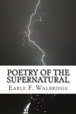 Ann radcliffe essay on the supernatural in poetry