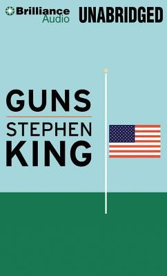 stephen king essay on gun violence