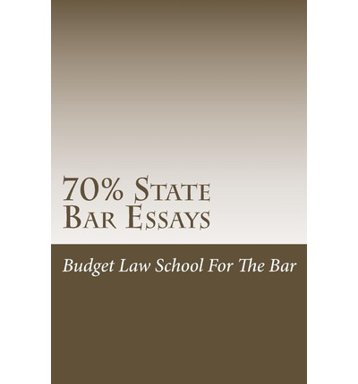 bar exam contracts essay The multistate essay examination (mee) is developed by the national conference of bar examiners learn about the purpose of the mee, mee test day policies, and how to prepare for the mee.