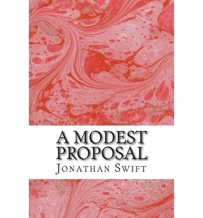 an analysis of a modest proposal by jonathan swift A modest proposal rhetorical analysis jonathan swift's use of satire in his writing of a modest proposal allows him to criticize his audience and make his main point without directly.