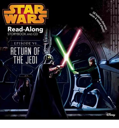 Star Wars Revenge of the Sith ReadAlong Storybook and CD
