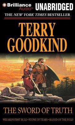 Terry goodkind sword of truth books