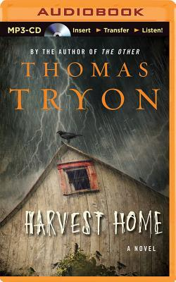 Harvest Home by Thomas Tryon (English) MP3 CD Book