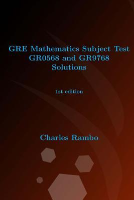 Math Subject Gre Practice Test #4 GR1268 - YouTube