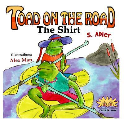Toad on the Road : The T-Shirt