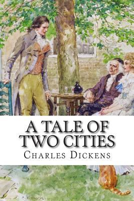 A plot summary of the story a tale of two cities
