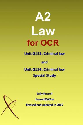 january 2009 law ocr a2 scenario Ethics resources for students and teachers ocr a level rs philosophy and ethics ethical theories include kant, natural law from the january 2009 as.