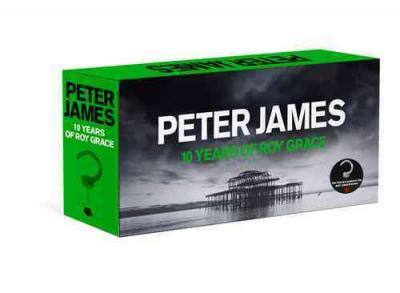 Peter James Roy Grace: Books 1-10