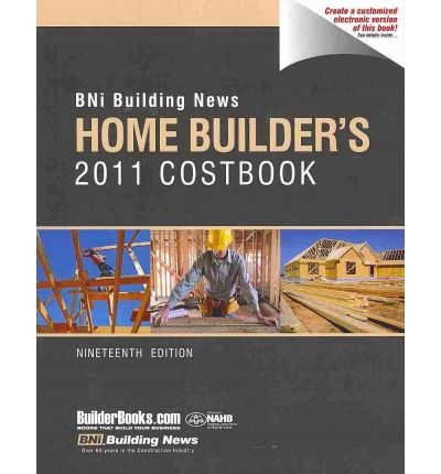 BNI Home Builder's Costbook