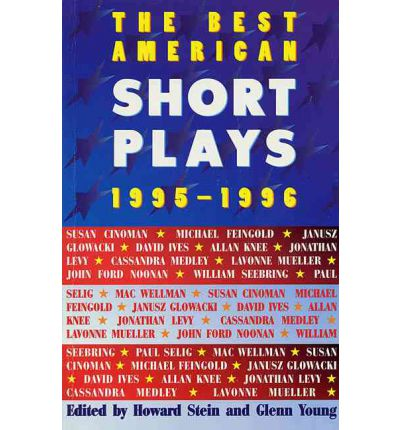 The Best American Short Plays 1995-96