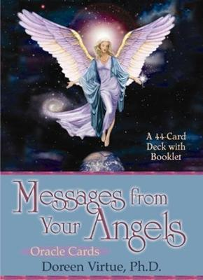 Messages From Your Angels Oracle Cards: Oracle Cards