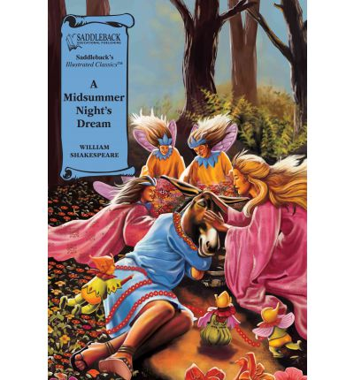 A Midsummer Night's Dream Read-Along