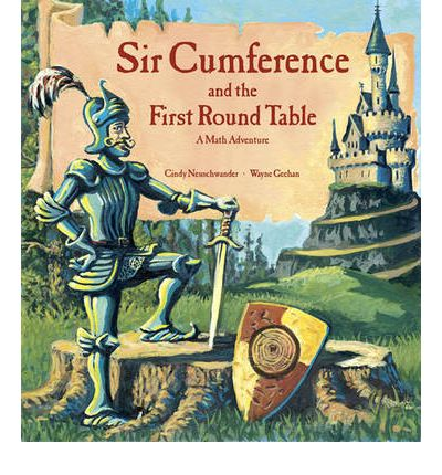 Image result for sir cumference and the first round table