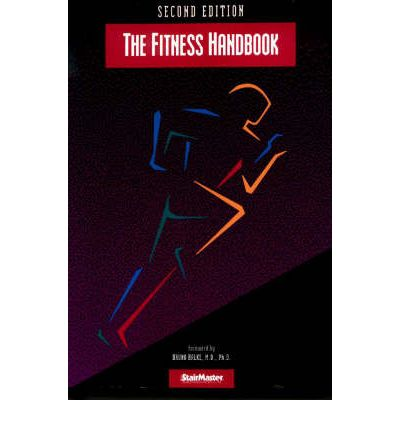 Stairmaster Fitness Handbook  Health, Fitness and Wellness Series   Paperback...