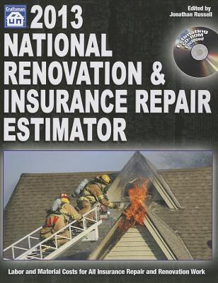 National Renovation & Insurance Repair Estimator 2013