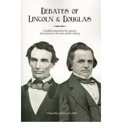 a comparison of lincoln and douglas Ft there is a growing effort among opponents of evolution to portray charles darwin as a racist, and  viewers soon flocked twitter to both praise camilla's stunning.