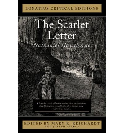 a review of nathaniel hawthornes the scarlet letter Why the scarlet letter was a mixed blessing for its author.