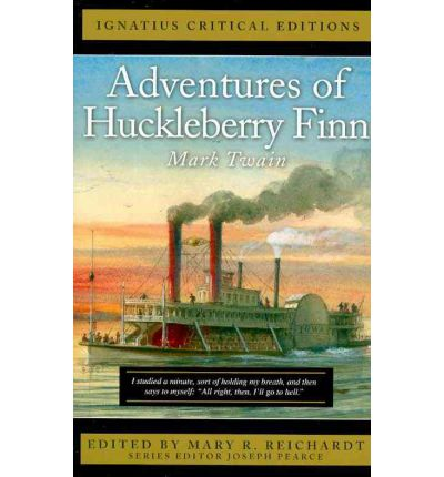 the suitability of mark twains book huckleberry finn for school students Teaching mark twain's adventures of huckleberry finn is the most taught novel and most taught work of american literature in american schools from junior high to graduate school, huckleberry finn remains a hard book to read expose your students to the work of some of twain's african.