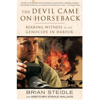 the devil came on horseback Using more than a thousand uncompromising and exclusive photographs taken by former us marine captain brian steidle during his role as a military observer with the african union, the devil came on horseback propels the viewer through the tragic impact of an arab government bent on destroying its black african.